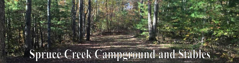 Spruce Creek Campground and Stables
